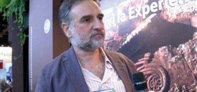 Closs nombró a Sergio Dobrusin como nuevo ministro de Turismo