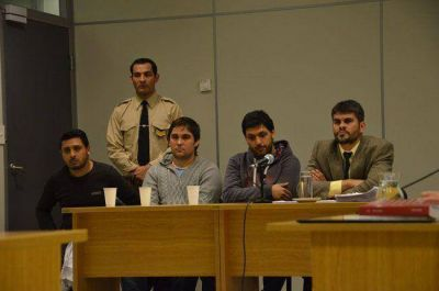 Secuestros virtuales: acusados acuerdan una condena de tres años de prisión