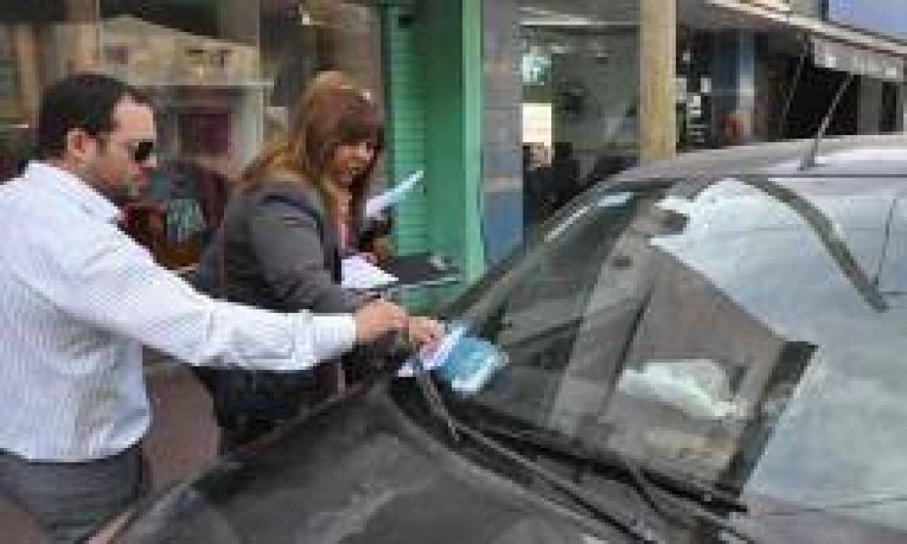 Al estilo sciolista, Rentas notifica morosos del impuesto automotor