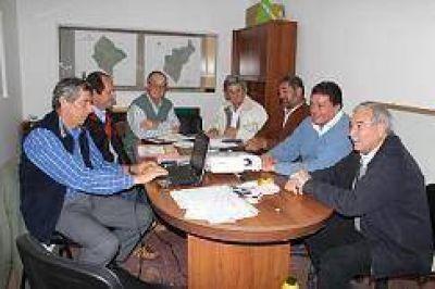 Acordaron protocolo de aplicación de asistencia para productores involucrados