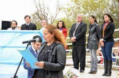 Quitilipi rememoró a Sarmiento y pidió revalorizar la tarea docente