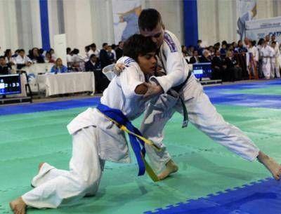Se realiz� una nueva fecha del Provincial de Judo