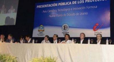 ANTES DE FIN DE AÑO LLAMARÁN A LICITACIÓN PARA INICIAR LA CONSTRUCCIÓN DEL POLO CIENTÍFICO