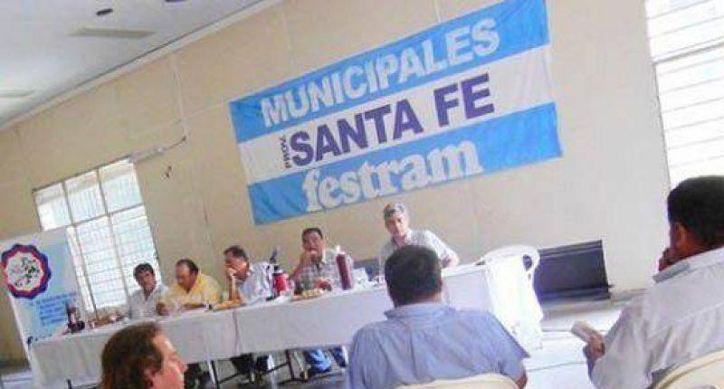 Avanzan negociaciones con municipales