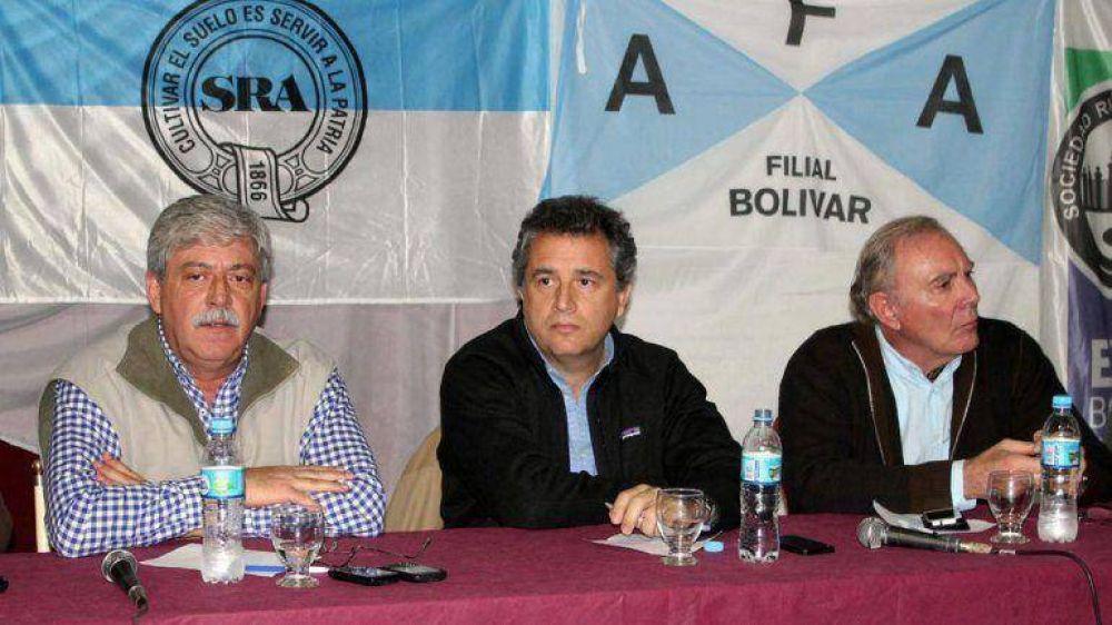 Emergencia agropecuaria: la Mesa de Enlace opinó que las medidas de Scioli son