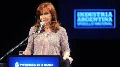 Cristina Kirchner pidió a las automotrices