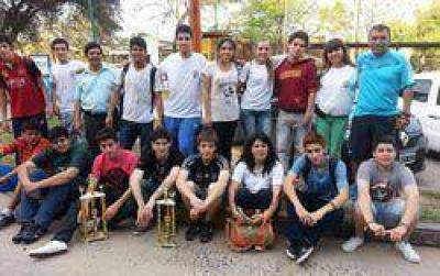 Santiagueños se destacaron en el 5º Torneo Internacional de Ajedrez