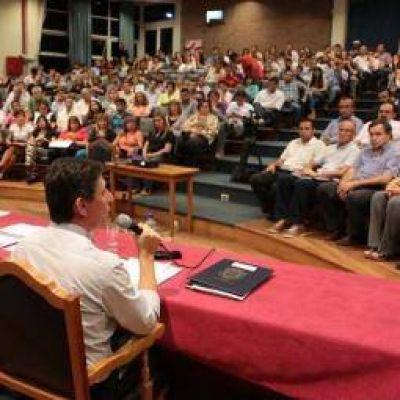 La UNLaR también pide una actualización presupuestaria para 2015