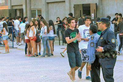 El próximo lunes comenzarán los controles por los festejos del día del estudiante