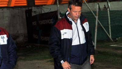 Ballarino despu�s de la renuncia: