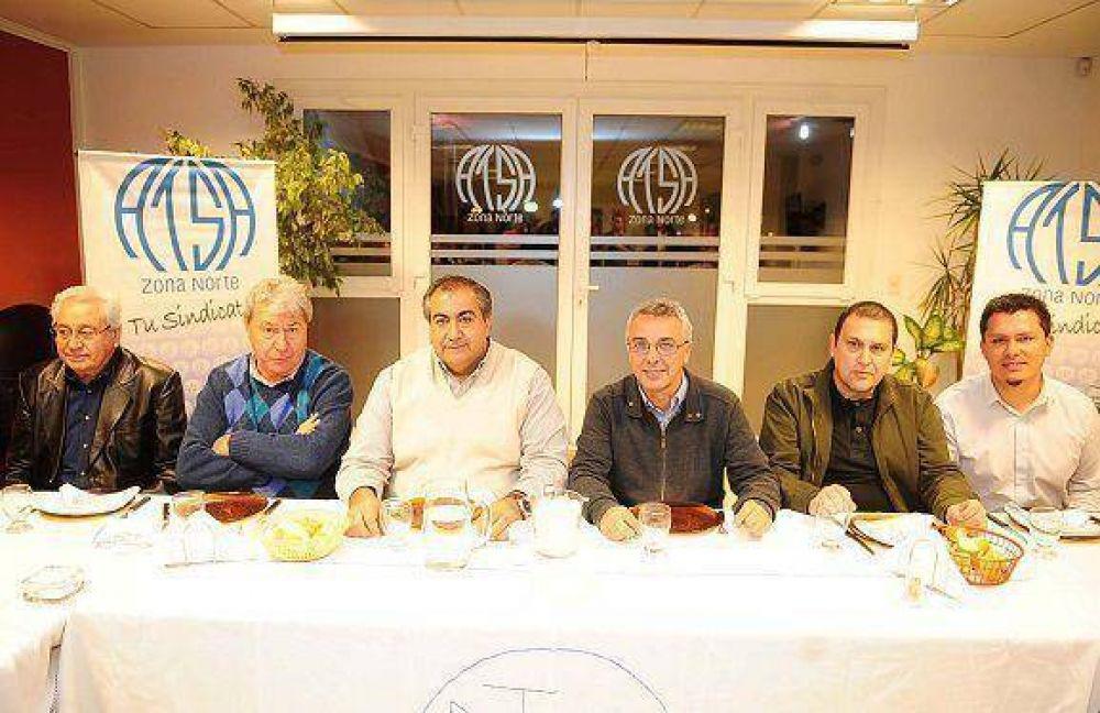 Gremios de Tigre se suman al Consejo Económico y Social