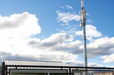 Vecinos de Standard Norte preocupados por la instalaci�n de una antena de telefon�a celular