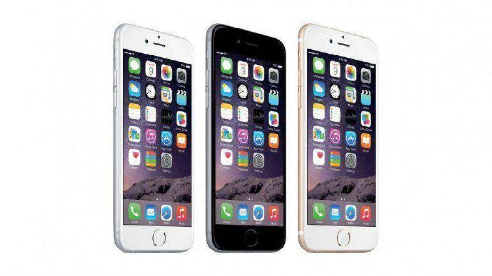 Cuánto costarán los iPhone 6 en la Argentina