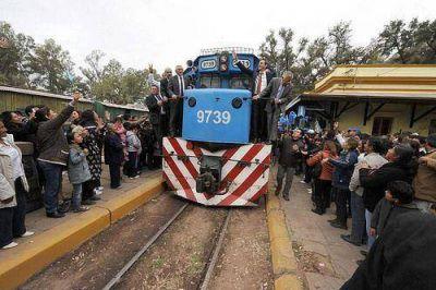 Ferrocarril � El Belgrano Cargas llega nuevamente a Jujuy