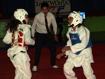 Finales provinciales de taekwondo