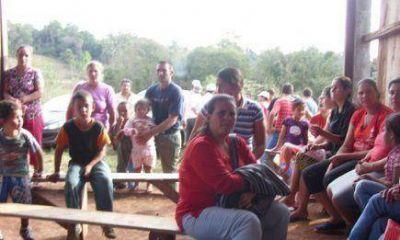 Familias de productores proponen tomar medidas para acceder a la electrificación rural