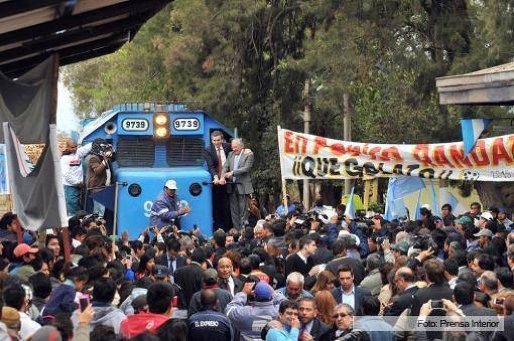Después de 25 años, el Belgrano Cargas volvió a Palpalá