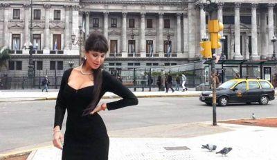 """Andrea Rincón: """"Yo la amo a Cristina, es mi ídola"""""""