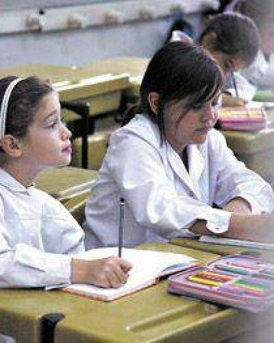 Las notas de los chicos, una discusión que salió del aula