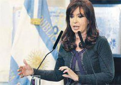 Pago a bonistas: Cristina firmó la ley. Fin de contrato al BoNY