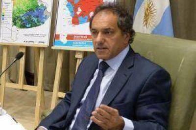 Scioli recordó que la reforma del primario
