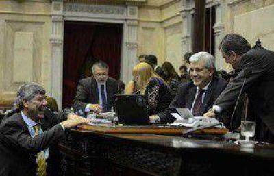 El oficialismo festejó la sanción de Pago Soberano