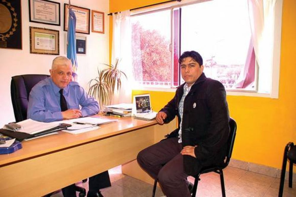 "Vidal: ""es un día histórico para la familia petrolera de Santa Cruz"""