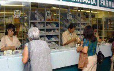 Las farmacias no atienden PAMI por falta de pago