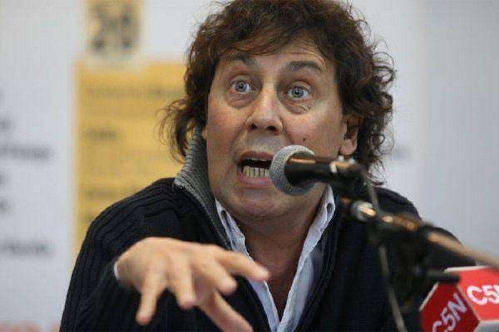 Micheli confirmó que la CTA convocará a un nuevo paro en octubre y que espera que se sume Moyano