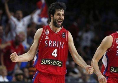 Con un Teodosic brillante, Serbia venció a Francia 90-85