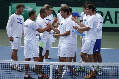 Copa Davis: el dobles, un punto crucial para la Argentina