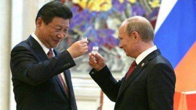 Ucrania acusa a Putin de querer volver a lo que era la Unión Soviética