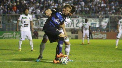 Atlético mantuvo la punta pero no pudo con Sarmiento