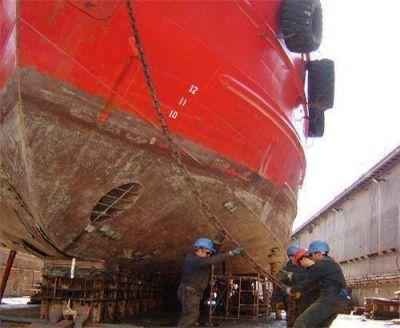 """""""Mar del Plata es un verdadero polo industrial naval"""""""