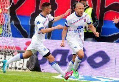 Tigre gole� a Rosario Central en el debut de Gustavo Alfaro como DT