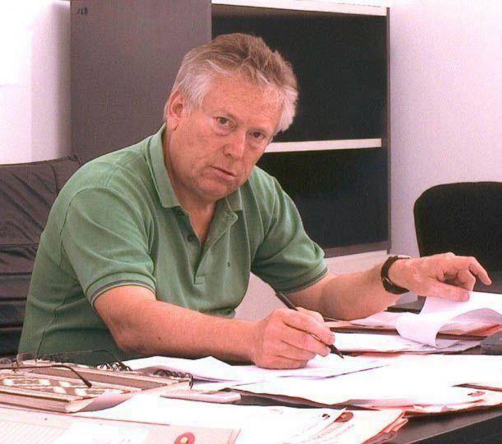 Carlos Arrigoni es el nuevo secretario general de la CGT local