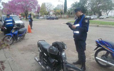 La Policía ya colabora con los controles a los motociclistas