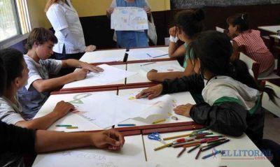 Una escuela que nació en un comedor y hoy alfabetiza a niños y adultos