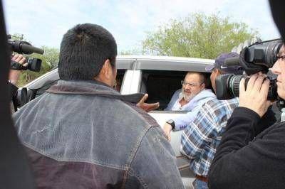 Jorge Lanata llegó a El Potrillo, escuchó las dos campanas, hizó su informe y usted sacará esta noche sus propias conclusiones