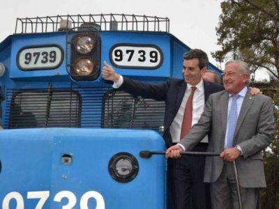El Ferrocarril Belgrano Cargas recorre nuevamente Jujuy.