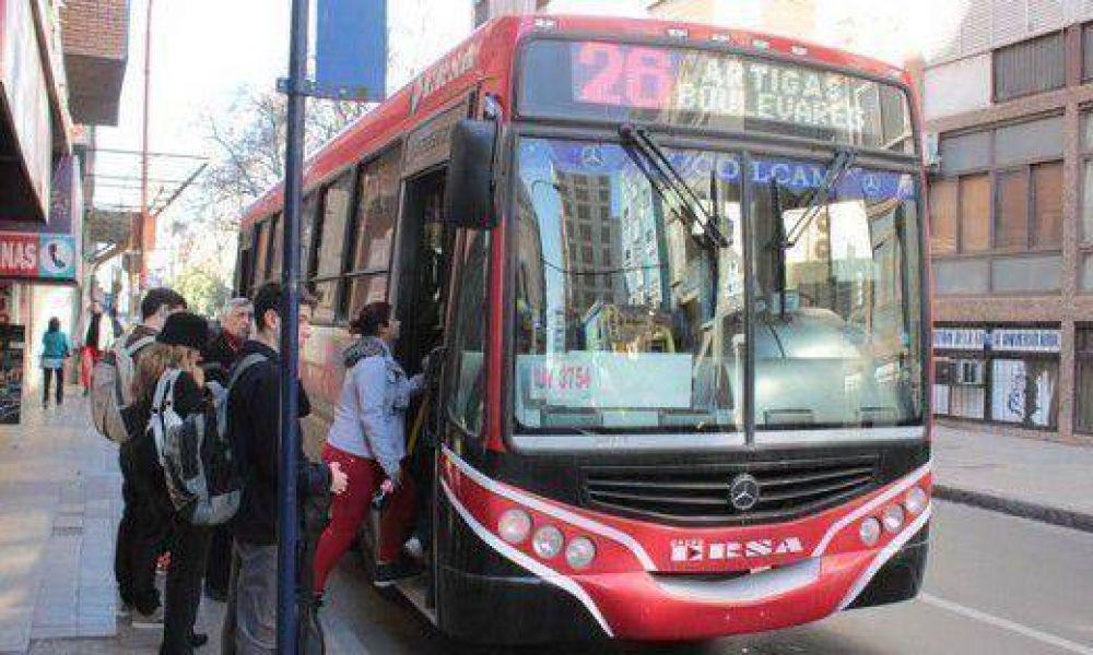 Choferes de Ersa y Autobuses en alerta por vacaciones impagas de 2013