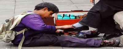 Campa�a de concientizaci�n contra el trabajo infantil