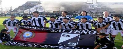 Central Norte no pudo con Almirante Brown