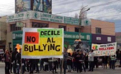 Marchas y trabajo en las escuelas, Santa Cruz lucha contra el bullying