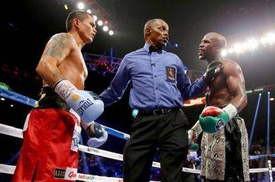 Los impactantes números de la pelea: cuánto dinero cobraron Floyd Mayweather y Marcos Chino Maidana