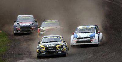 El campeonato mundial de Rallycross correrá el 28 de noviembre en San Luis