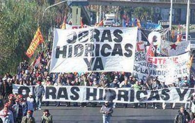 El Foro Hídrico se reunió con el Municipio y postergó la movilización