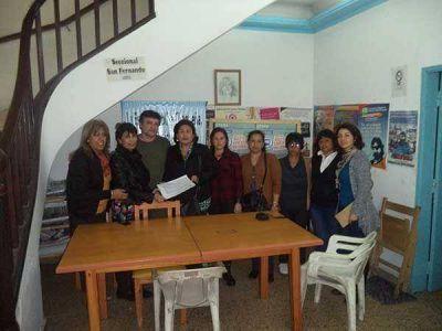 Firmas en adhesión a la Campaña por el Boleto Educativo Nacional