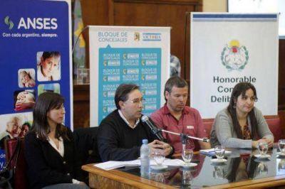 Notable demanda para la Moratoria Previsional: 2.000 consultas diarias