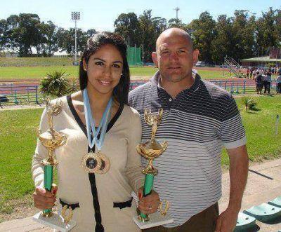 Romina Arias participará en el Panamericano de kick boxing